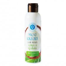 Кокосовое масло для волос Лопух и крапива: Укрепление и рост