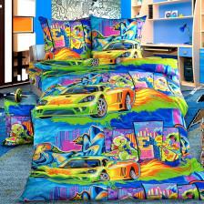 """Комплект постельного белья """"Граффити"""""""