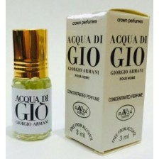 Acqua di Gio 3 ml Ravza