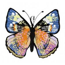 """Вышивка """"Бабочка 10"""""""