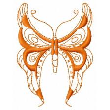 """Вышивка """"Бабочка 13"""""""