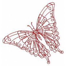 """Вышивка """"Бабочка 14"""""""