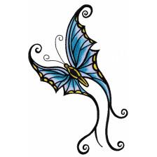 """Вышивка """"Бабочка 18"""""""