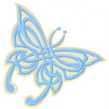 """Вышивка """"Бабочка 4"""""""
