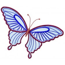 """Вышивка """"Бабочка 6"""""""