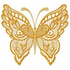 """Вышивка """"Бабочка 8"""""""