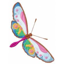 """Вышивка """"Бабочка 9"""""""